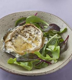 Marmiton - Camembert à la braise